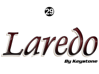 Side/Rear Laredo Logo