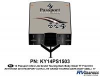 16 Piece 2014 Passport Lg TT Roadside Graphics Kit