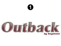 Large Outback Logo