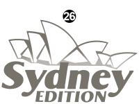 Sydney Edition Logo