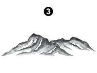 Large Mountains