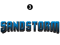 Small Sandstorm Logo