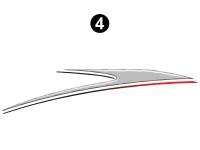 Mid Upper Arrow (D)