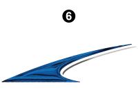 Wheel Well Graphic (F)