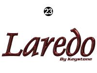 Front Cap Laredo Logo